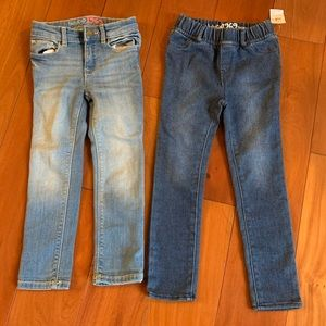 Baby Gap 4T jeans (2 pairs!)